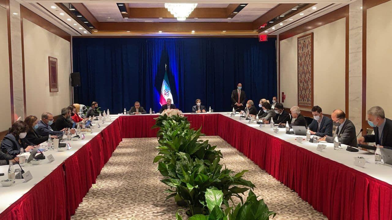 رفتار آمریکا نتیجه مذاکرات برجام را مشخص میکند