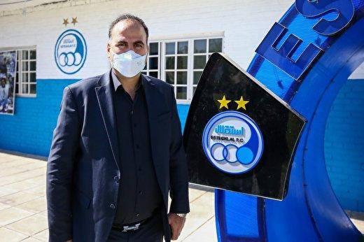 مدیر جدید استقلال سابقه محرومیت بخاطر توهین به این باشگاه را دارد!