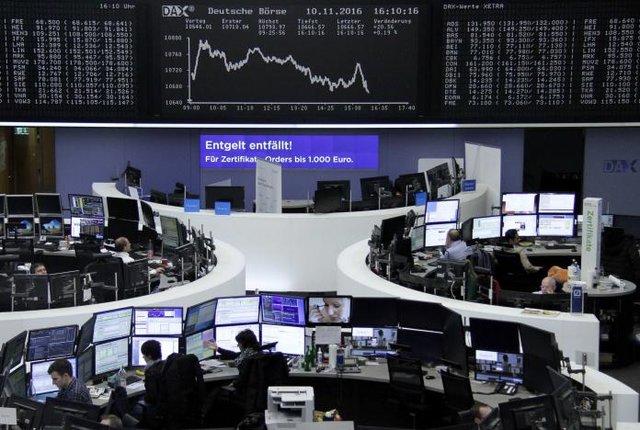 بورسهای جهانی، امیدوار به بازار کار و نگران از تورم