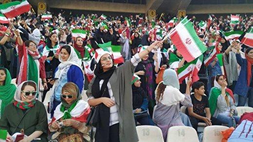 طرح ورود زنان به ورزشگاه های ایران به مجلس رفت