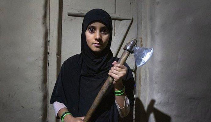 حملات حیوانات وحشی به مردم کشمیر