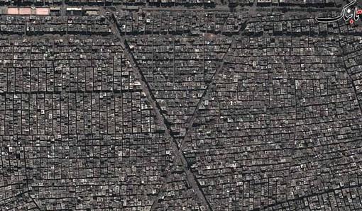 منطقه «ایم بابا» در قاهره