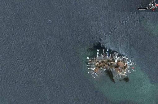 جزیره Riau Archipelago در اندونزی و جنوب سنگاپور