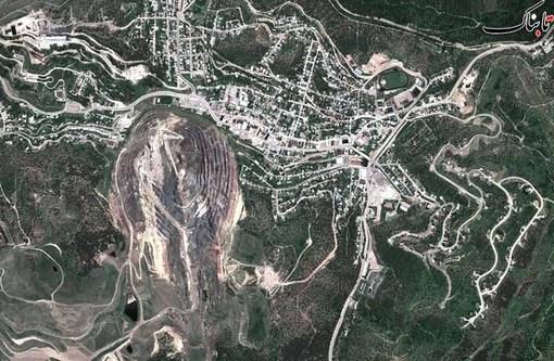 یک معدن طلا در داکوتای جنوبی