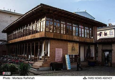خانه میرزا کوچک خان
