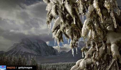 پارک ملی بانف، آلبرتا، کانادا