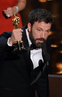 بن افلک برنده اسکار بهترین فیلم برای آرگو
