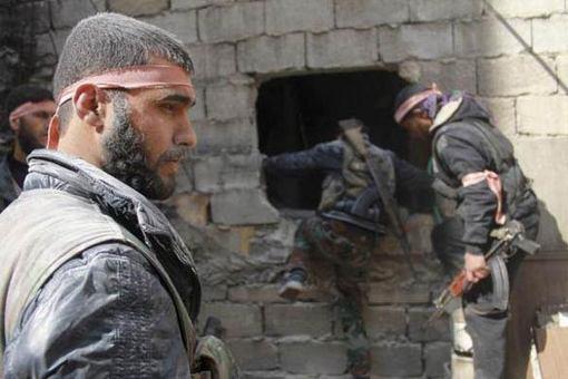نتیجه تصویری برای جنگ سوریه + تابناک