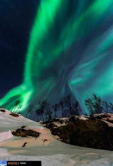 تروموس، شمال نروژ – عکس: Fredrik Broms
