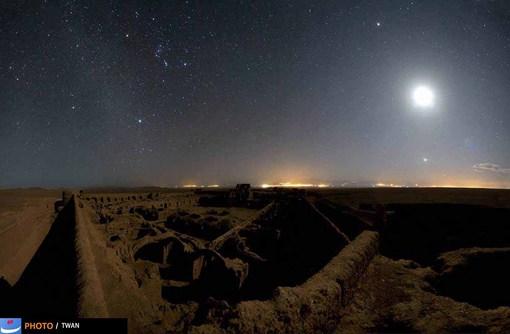 کویر مرکزی ایران – عکس: Majid Ghohroodi