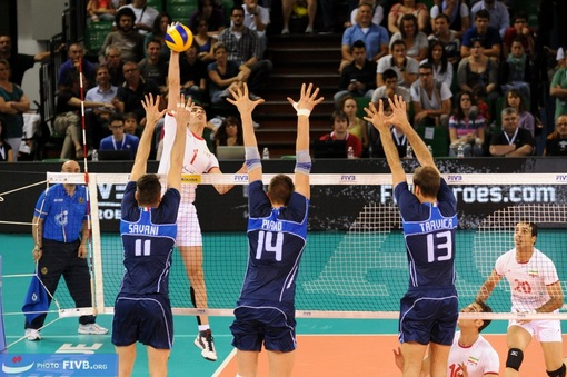پیروزی ایران مقابل ایتالیا