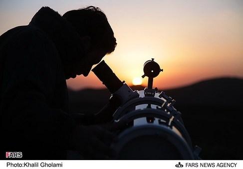 استهلال ماه رمضان در تبریز