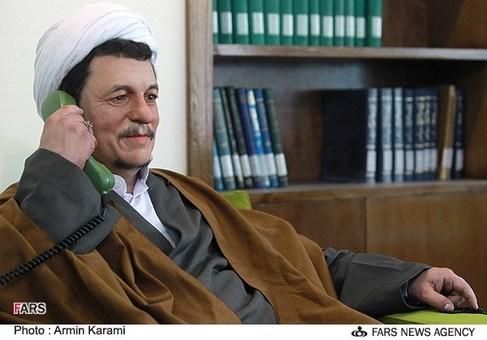 مجسمه آیت الله اکبر هاشمی رفسنجانی در موزه شهید بهشتی