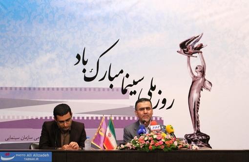 حجت الله ایوبی رئیس سازمان سینمایی وزارت فرهنگ و ارشاد اسلامی
