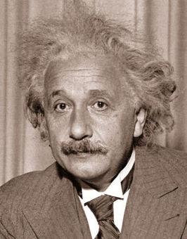 سبیل معروف آلبرت انیشتین