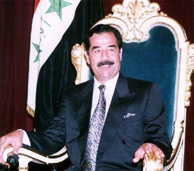 صدام حسین – دیکتاتور معدوم عراق که جنایات زیادی در حق بشریت انجام داد