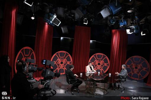 پشت صحنه برنامه تلویزیونی هفت