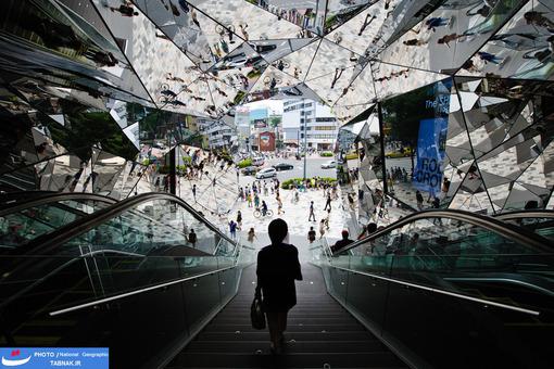 اوموهارا: ژاپن؛ عکاس: Teruo Araya شرح عکس: