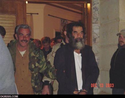 چه خبر از صدام