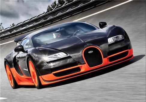پرسرعتترین خودرو در جهان بوگاتی ویرون سرعت 431.072 کیلومتر در ساعت