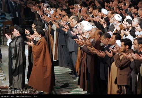 نماز عبادی - سیاسی جمعه تهران