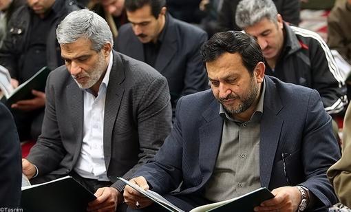 حمیدرضا مقدم فر معاون فرهنگی و اجتماعی سپاه پاسداران