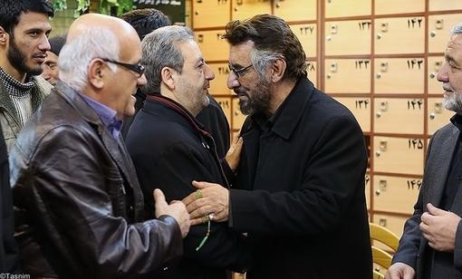 ابوالقاسم طالبی کارگردان سینما و تلویزیون