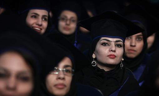 جشن دانش آموختگی دانشجویان دانشگاه الزهرا (س)/snn