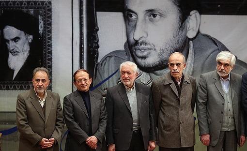 مراسم یادبود مرحوم کازرونی/تسنیم