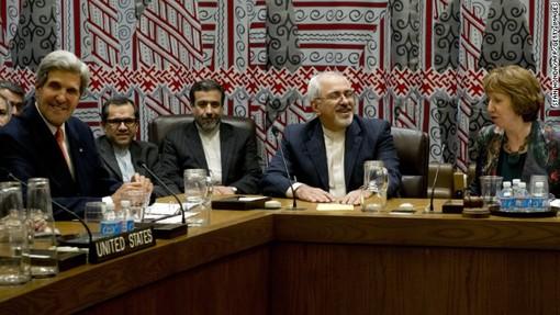 دور اول مذاکرات اتمی برای توافق نهایی میان ایران و گروه ۱+۵ تا اواخر بهمن ماه امسال در نیویورک انجام خواهد شد/ایرنا