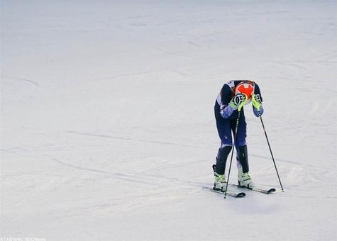 میلر آمریکایی، دارنده مدال طلای المپیک ۲۰۱۰، در ماده دوگانه مردان با قرار گرفتن در جایگاه ششم، عملاً شانس تصاحب مدال را از دست داده و افسوس می خورد