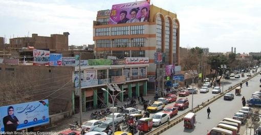 هرات یکی از سه ولایت پرجمعیت افغانستان است
