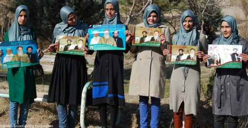 جوانان هرات نقش پررنگی در هر دو انتخابات این دوره دارند