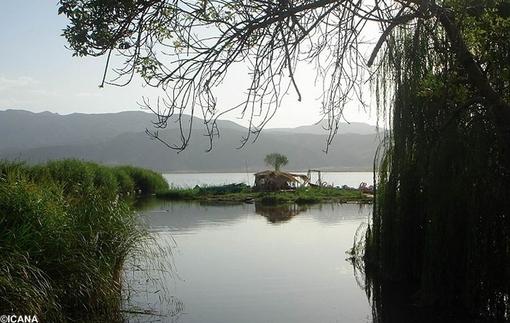 دریاچه زریوار، مریوان