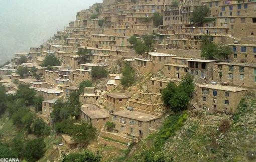 روستای اورامانات تخت(مریوان)