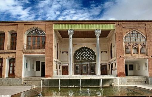 عمارت آصف وزیری(خانه کرد)