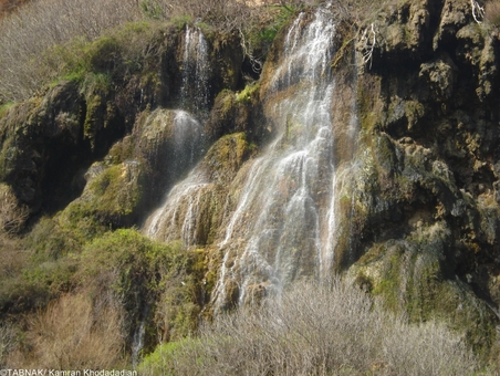 آبشار تختان