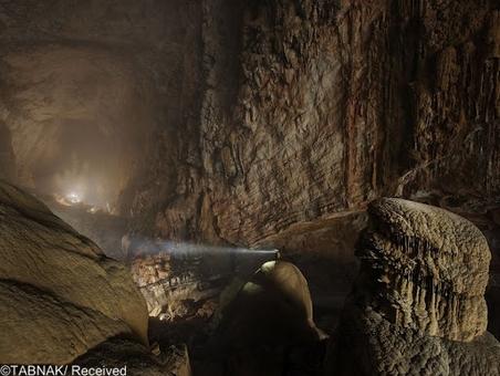 غار سانگ دونگ ، بزرگترین غار دنیا-غار سانگ دونگ که به بزرگترین غار دنیا شهرت دارد در پارک ملی