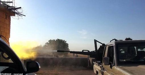 حمله شدید داعش به مواضع ارتش و مردم بی دفاع عراق