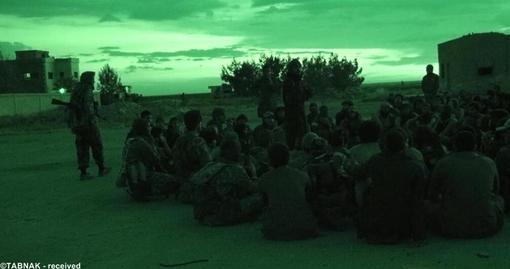 صحبت یکی از سرکردگان گروهک تروریستی داعش با همرزمانش