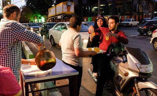 جشن نیمه شعبان در سطح شهر تهران/ISNA