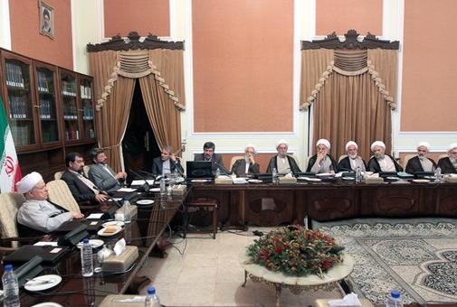 جلسه روز شنبه مجمع تشخیص مصلحت نظام/TABNAK
