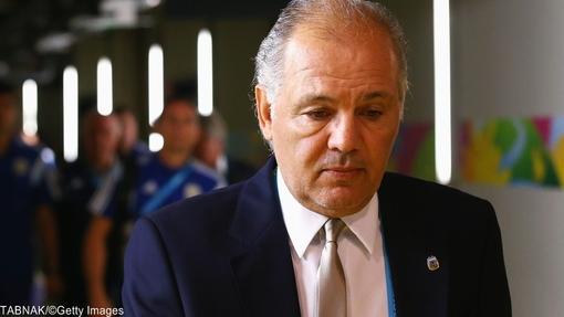 آلخاندرو سابهیا (مربی تیم ملی فوتبال آرژانتین)