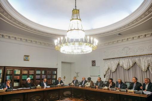 نشست صندوق توسعه ملی با حضور رئیسجمهور/ISNA