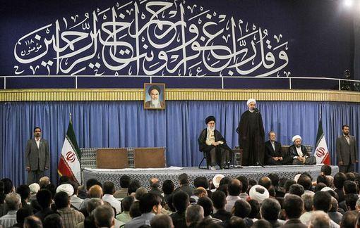 دیدار مسئولان ، سفرای کشورهای اسلامی و جمعی از اقشار مختلف مردم/Leader O.W
