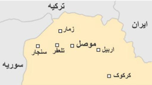 بزرگترین سد عراق به دست داعش افتاد / اولین شکست پیشمرگه های کرد