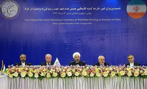 اجلاس کمیته فلسطین جنبش عدم تعهد /TASNIM