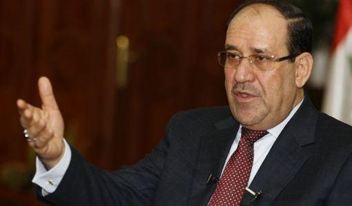 نوری مالکی میگوید، فواد معصوم، رئیس جمهور عراق، با مأمور کردن حیدر عبادی برای تشکیل کابینه قانون اساسی را نقض کرده و پیامدهای این کار زیانبارتر از تصرف شهرهای عراق به دست شبه نظامیان