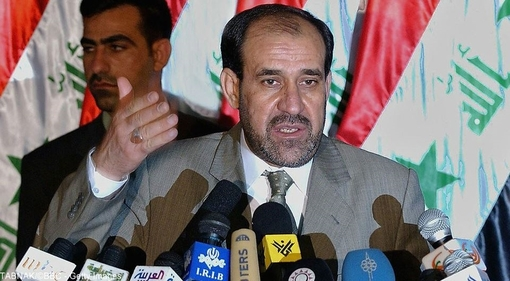 نوری مالکی در سالهای پس از اشغال عراق توسط آمریکا مشهور شد. او نماینده حزب دعوت اسلامی بود. او در زمان حکومت صدام حسین در تبعید خود خواسته بود.
