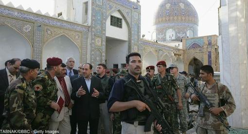 خشونتهای فرقهای پس از حمله عناصر تکفیری به حرم امامان  شیعیان در سامرا در سال ۲۰۰۶ افزایش یافت.